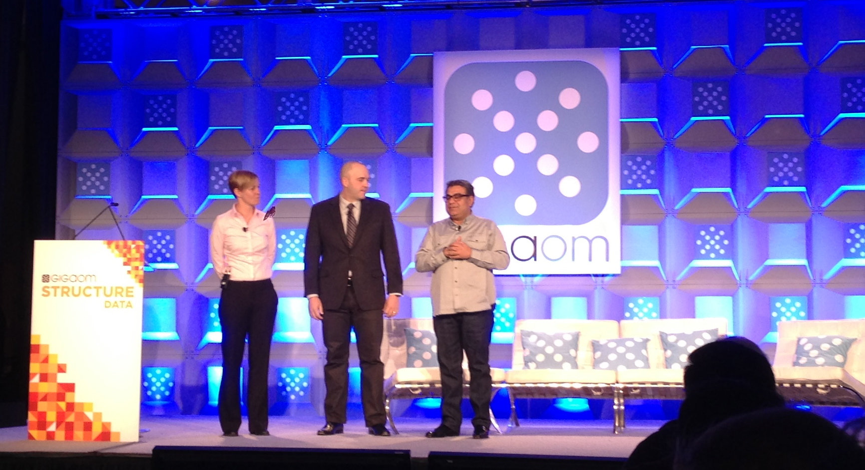 GigaOmStructureDataNYC2013Start