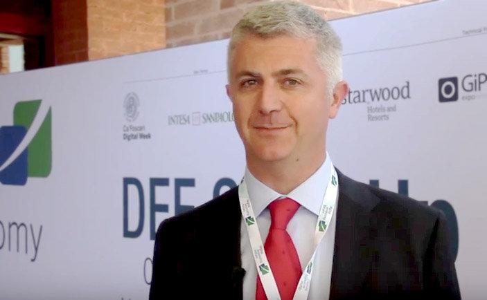 Il presidente di Italia Startup, Marco Bicocchi Pichi