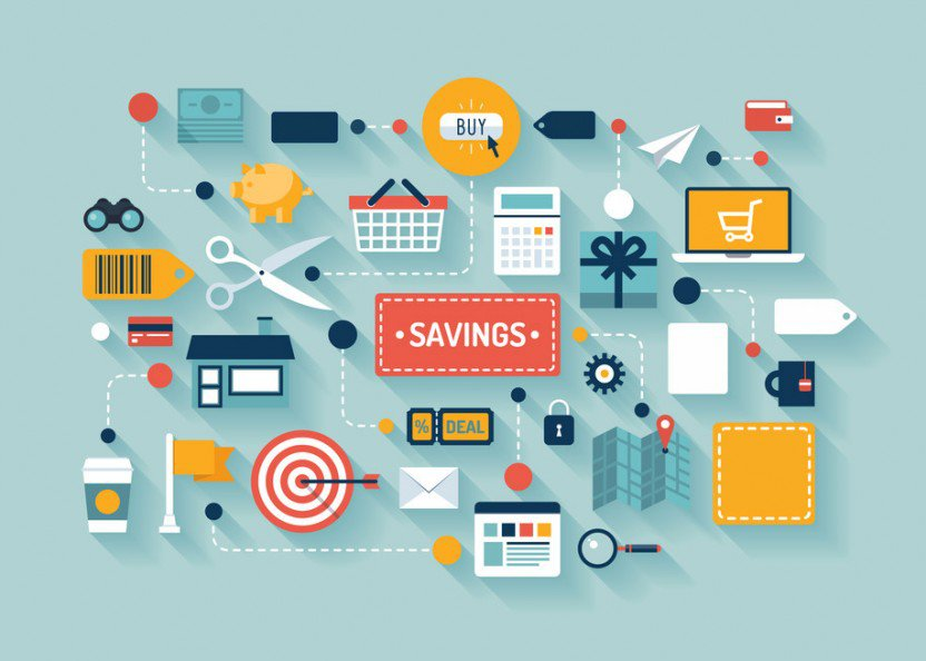 save money startup