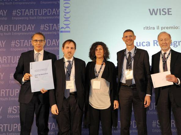 wise bocconi startup day