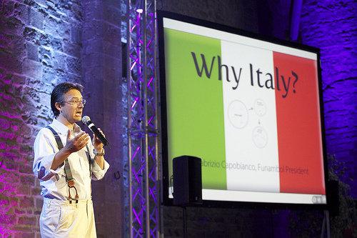 Fabrizio Capobianco, Tok.tv