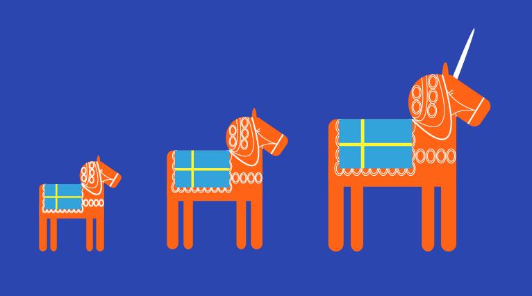 unicorns sweden