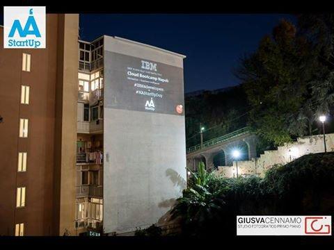 NAStartup e IBM ai Quartieri Spagnoli