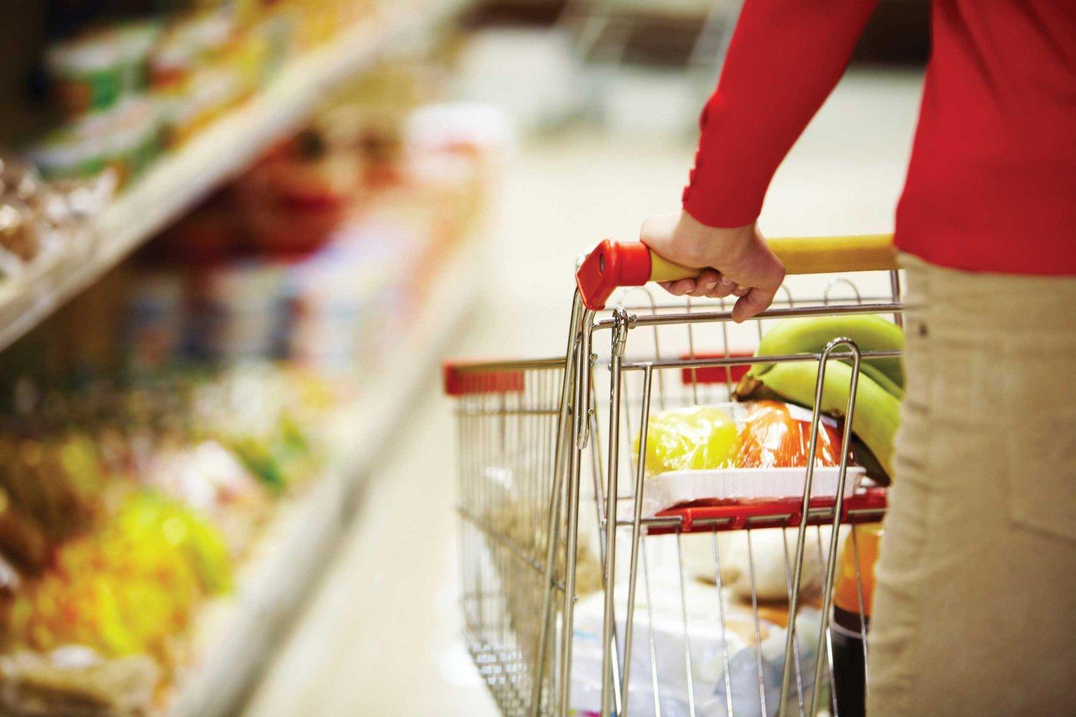 Perché non svuotiamo mai il carrello del supermercato