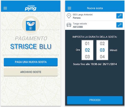 Telepass punta sul pagamento del parcheggio via app