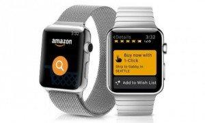 Amazon App su Apple Watch