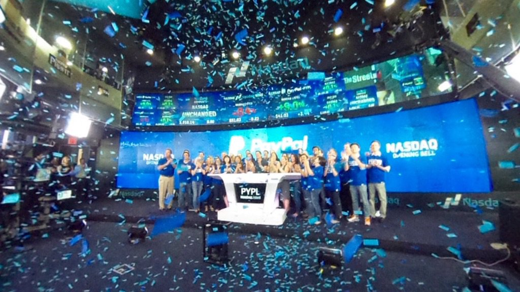Paypal torna a Wall Street senza eBay: adesso vale 49 miliardi di dollari