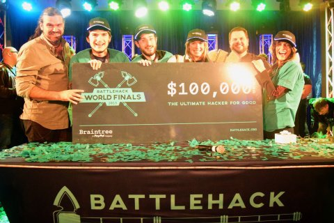 BattleHack_Winner