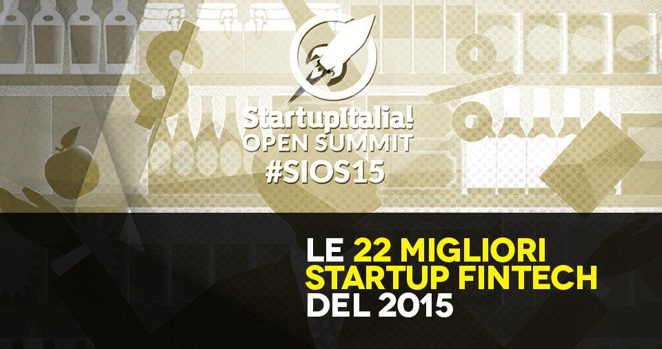 Ecco le 22 migliori startup Fintech del 2015 (3 sono nella Top10)