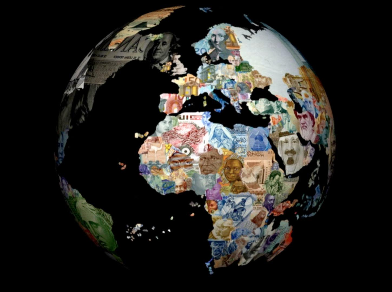 Money-globe