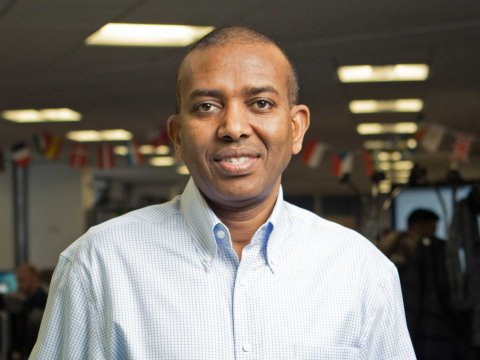 Ismail Ahmed, Ceo di Worldremit