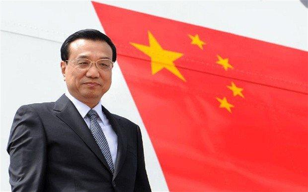 Il premier Li Keqiang