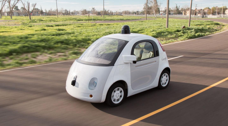 google-car-strada