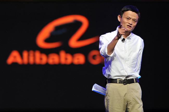 Il Ceo di Alibaba, Jack Ma