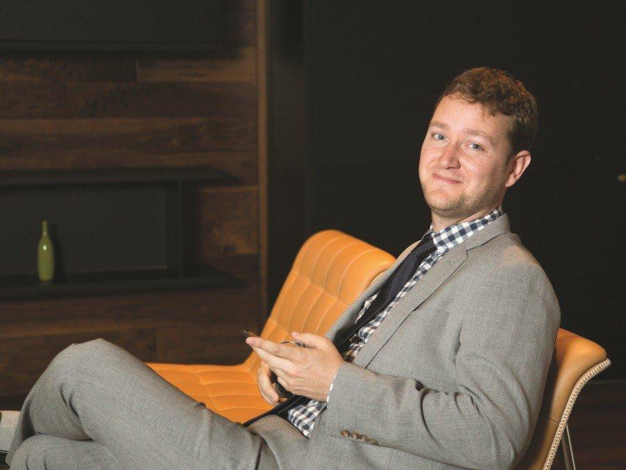 Il Ceo della startup fintech Betterment, Jon Stein