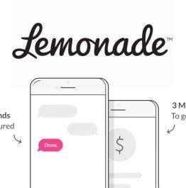 lemonade-insurtech