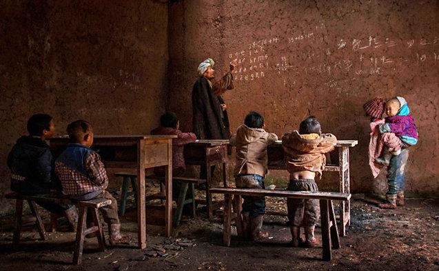 Foto: Zhou Fuyang