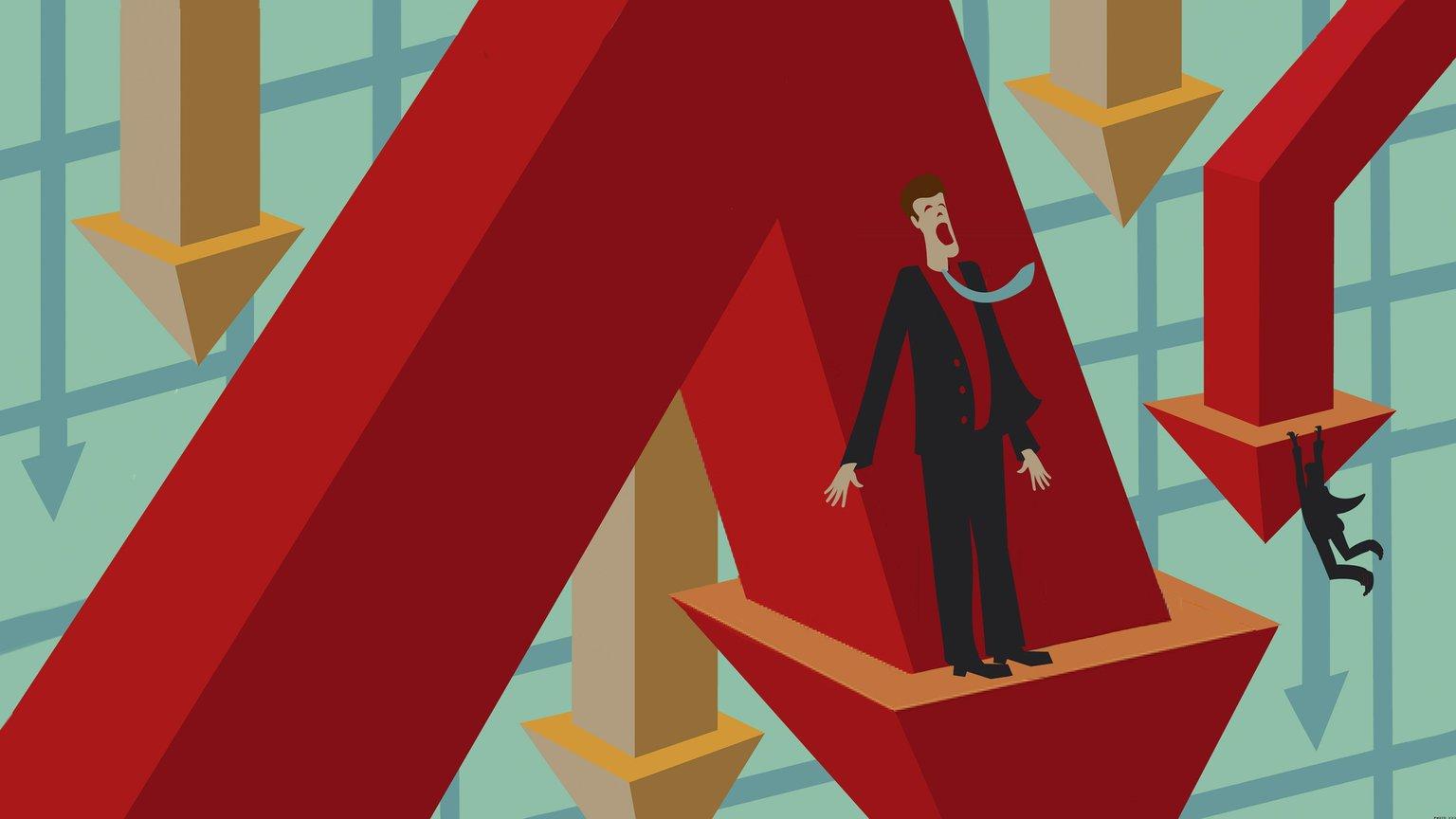Borsa, i 3 errori più stupidi (che non ti faranno mai diventare miliardario)