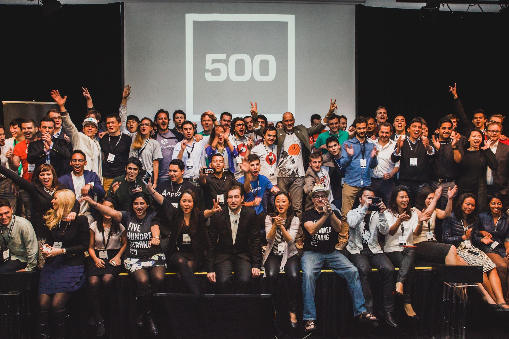 500startup