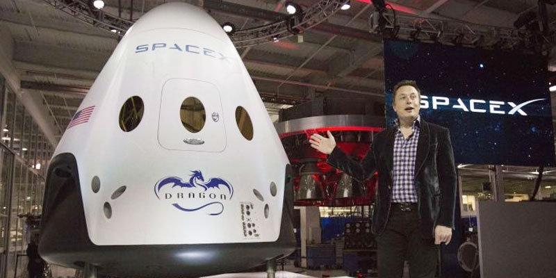 musk spacex dragon - photo #7
