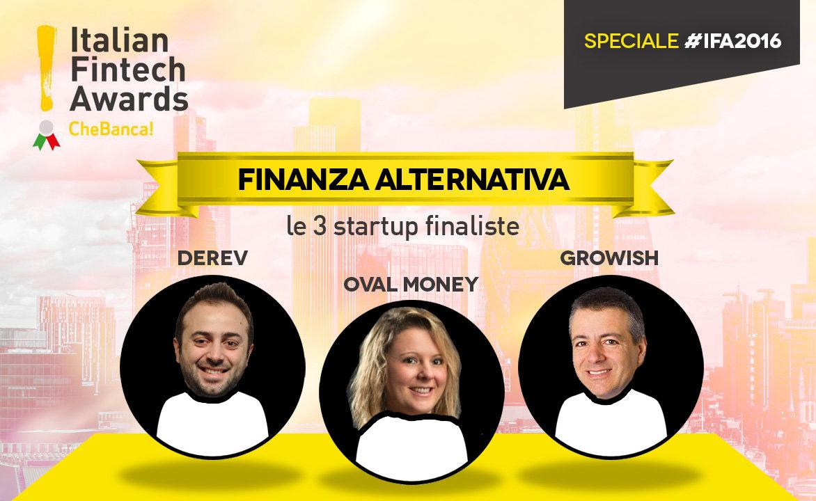 Finanza Alternativa - i finalisti