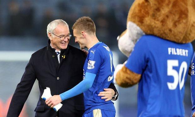 20 sterline sul Leicester campione a inizio campionato: ora potrebbero vincerne 100 mila