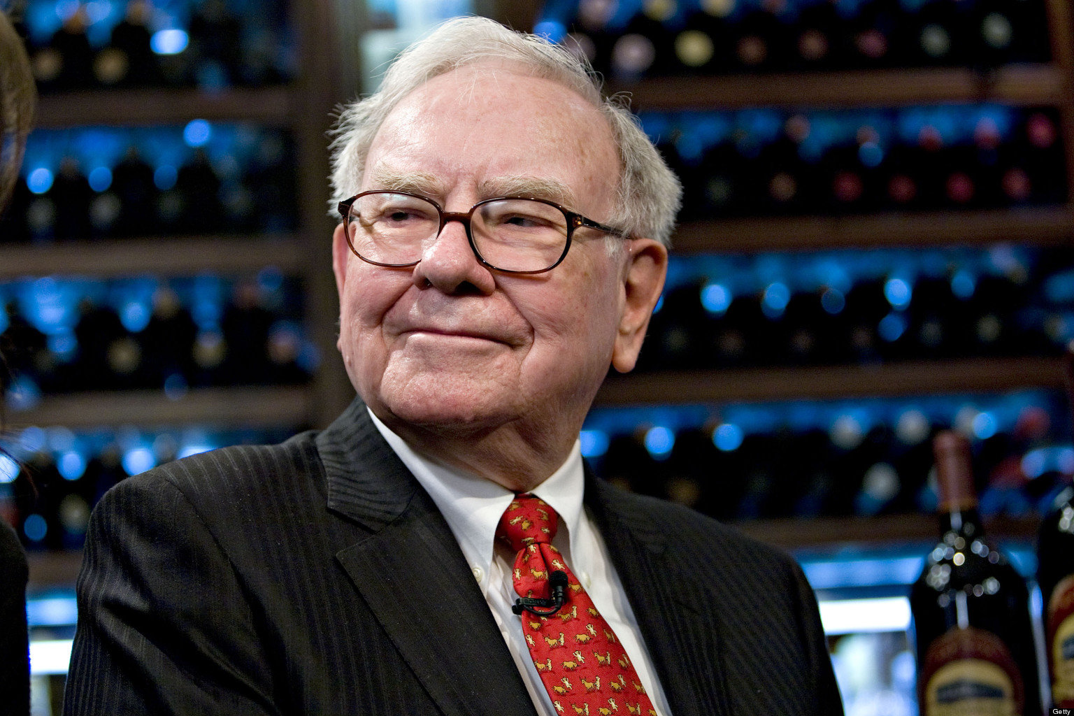 Berkshire Hathaway Chairman Warren Buffett Interview