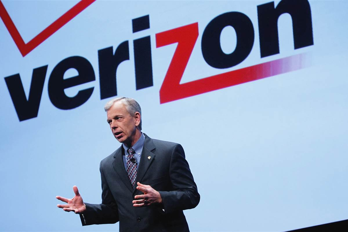 Lowell Mcadam, Ceo Verizon