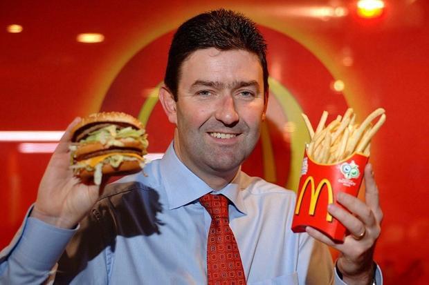 steve easterbrook ceo McDonald's