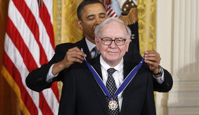 buffett-obama