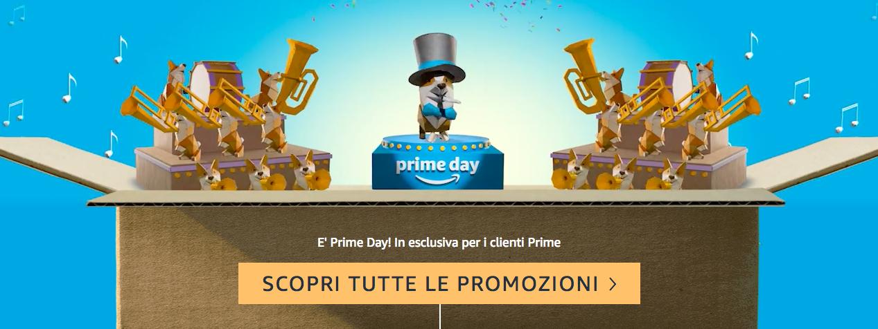 10 cose che vale la pena comprare in questo Amazon Prime Day