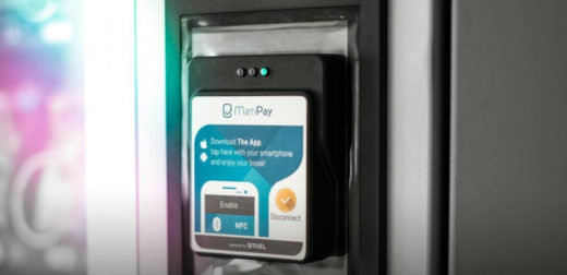 matipay vending machine