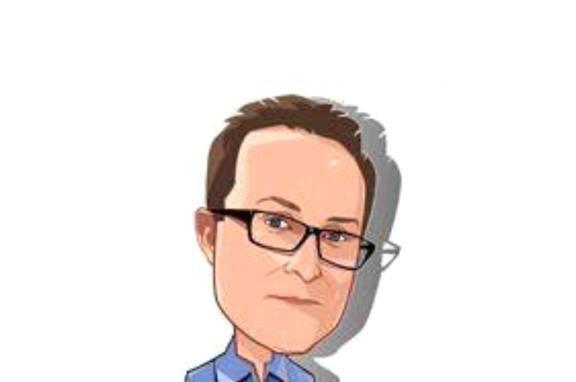 Dan Marovitz, VP Booking.com, in un avatar di un popolarissimo evento FinTech (Money20/20) di cui è speaker assiduo.