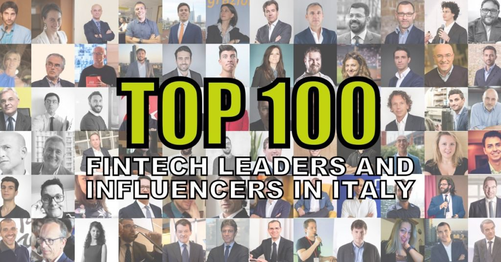 top 100 fintech influencer
