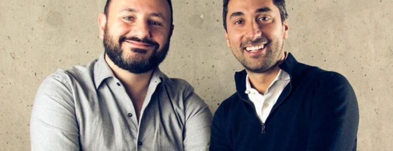Francesco Simoneschi e Luca Martinetti, founder TrueLayer