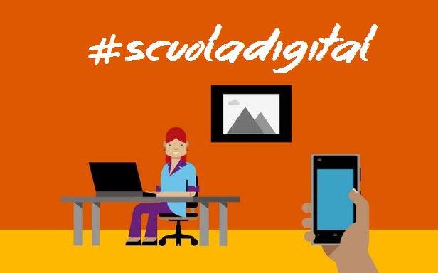#scuoladigital