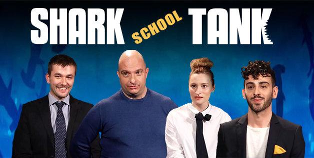 Shark School Tank