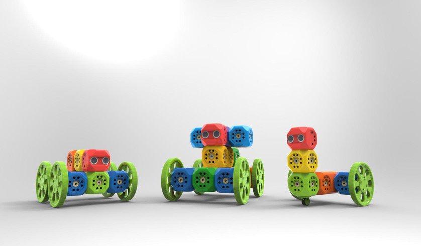 3 Robo kits