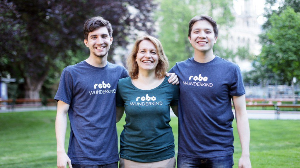 Co-founders of Robo