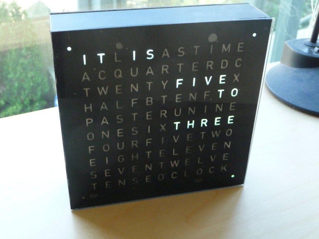 small-word-clock