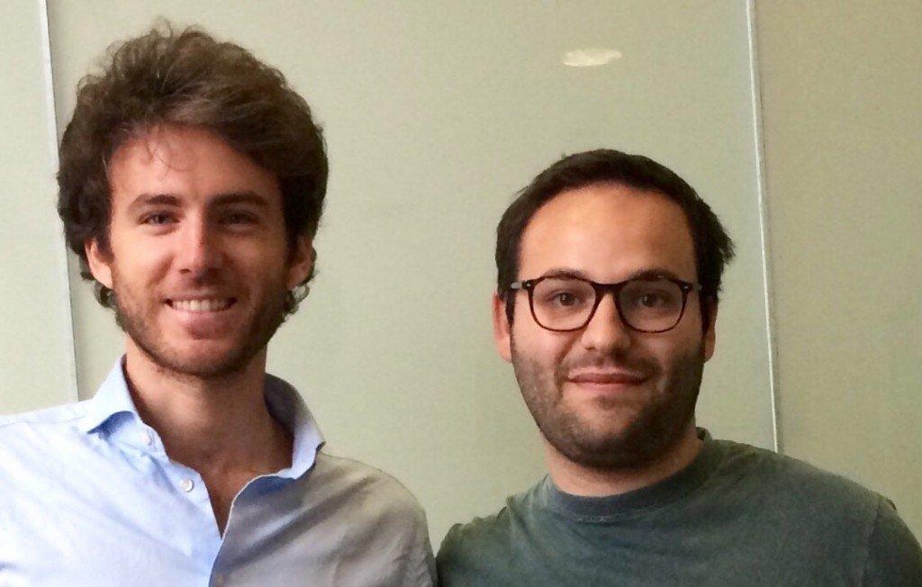 Alessandro (sx) e Matteo (dx)