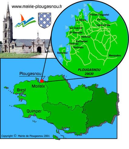 Territorio Plugasnou