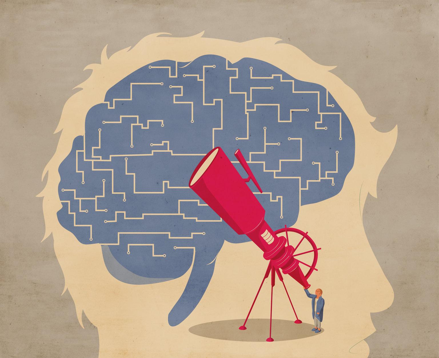 Когнитивная психология картинка