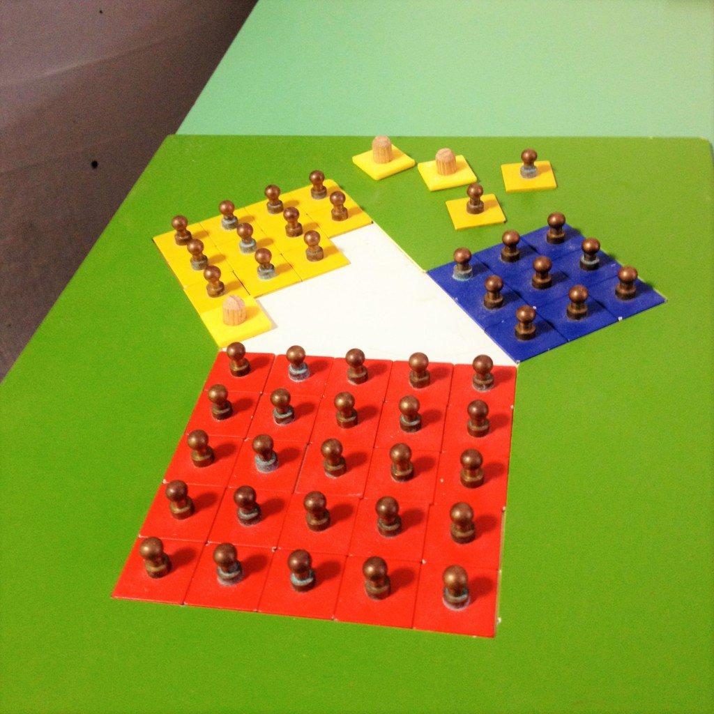 recupero di materiale perso - tavola di Pitagora-1