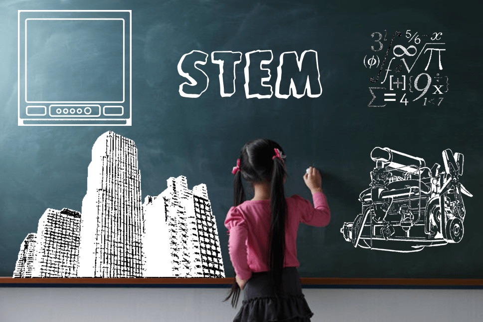 Girls-in-STEM