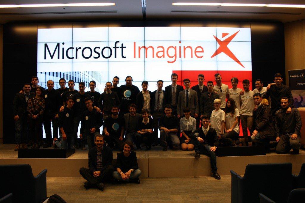 Microsoft Imagine Cup_Tutti i partecipanti alla finale italiana