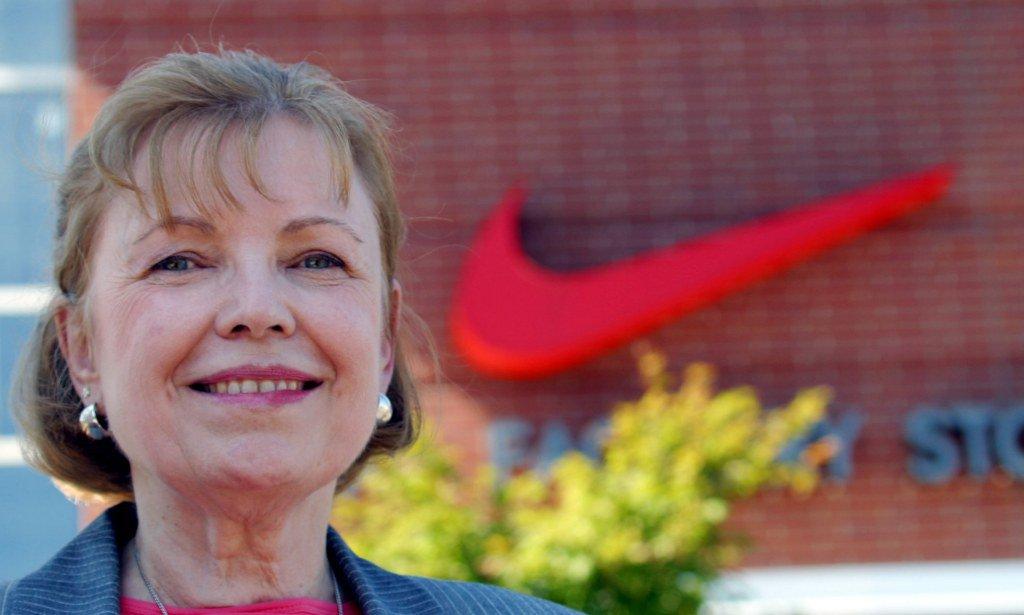 Il logo della Nike è opera di una studentessa (che l'ha venduto per 35 dollari)