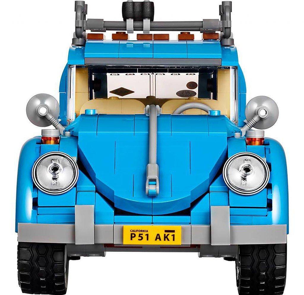 LEGO-VW-Beetle-Front