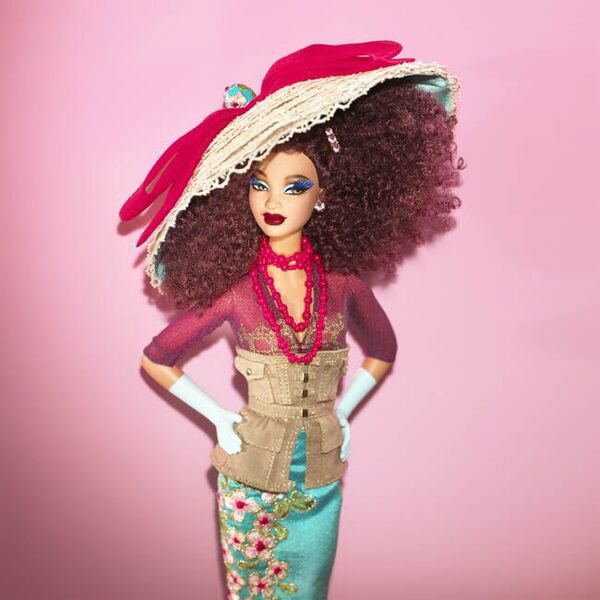 Sugar™ Barbie® Doll by Byron Lars, 2006