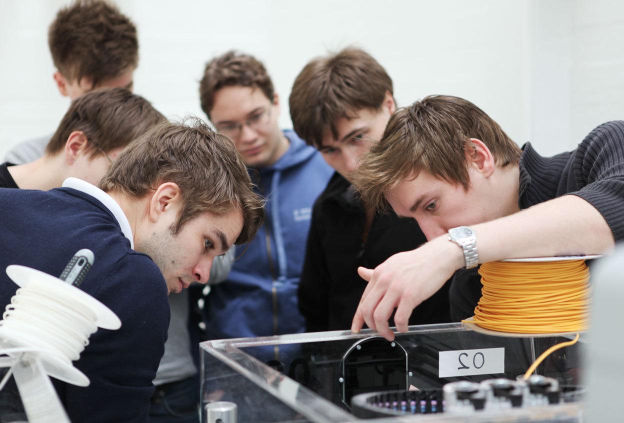 studenti-stampante-3d